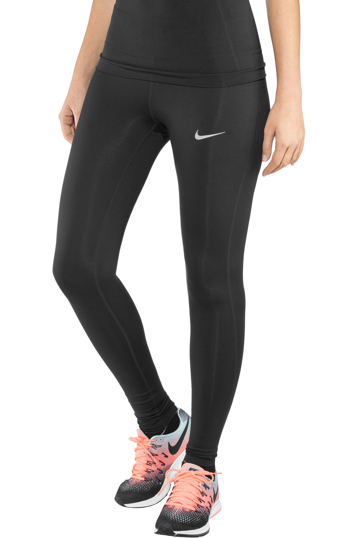 d6c4ebbd53a Nike Power Essential Lange hardloopbroek Dames zwart I Eenvoudig ...